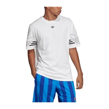 adidas Originals - Outline - T-shirt manches courtes - blanc