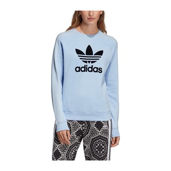 SWEAT-SHIRT - BLEU CIEL adidas Originals
