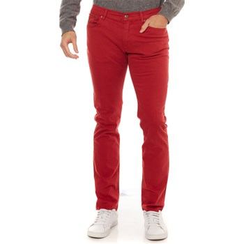 MCS - Jeans Regular - rood