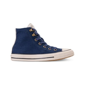 Converse - Chuck Taylor all star - Sneaker alte - blu jeans