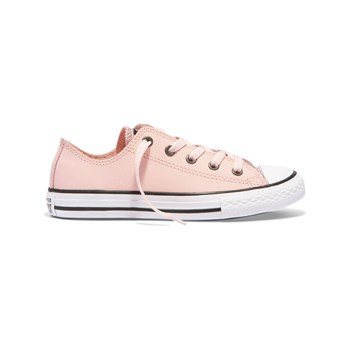 Converse - Chuck Taylor all star - Sneakers aus Leder - hellrosa