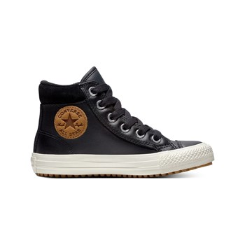 Converse - Chuck Taylor all star - Baskets en cuir - noir