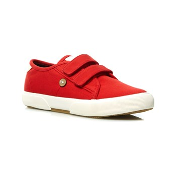 Faguo - BIRCH COTTON - Tennis - rosso