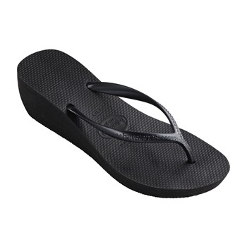 Havaianas - High fashion - Tongs - noir