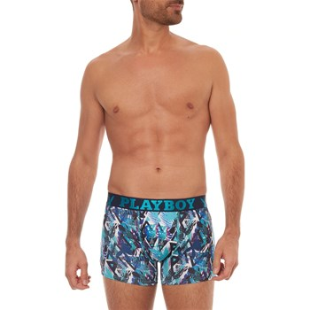 Playboy - TRENDY - Shorty - Boxer - multicolore