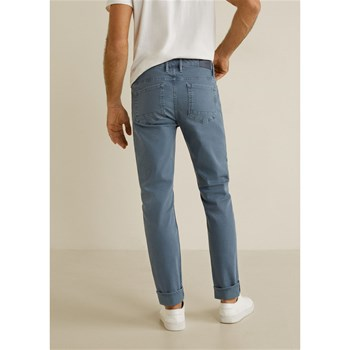 Mango Man - Alex - Jean slim-fit - bleu