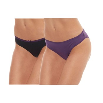 Billet Doux - LA EASY - Lot de 3 slips - violet