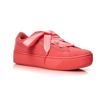 Puma - Baskets en cuir - rose