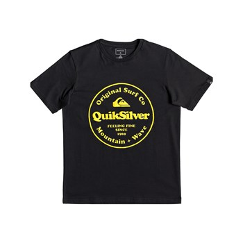 Quiksilver - Secret Ingredient - Maglietta a maniche corte - nero