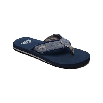 Quiksilver - Monkey Abyss - Tongs - bleu