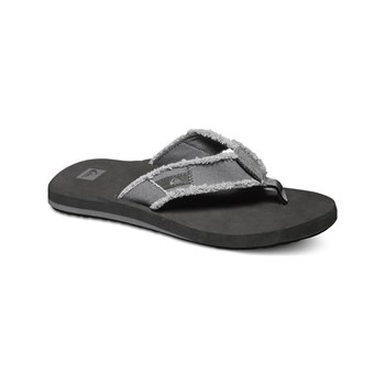 Quiksilver - Monkey Abyss - Chanclas - negro