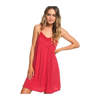 Roxy - New Leaseolife - Robe fluide - rouge