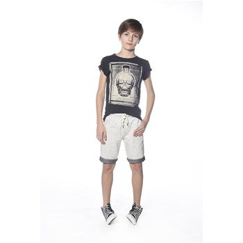 Deeluxe - Crystal - T-shirt manches courtes - charbon