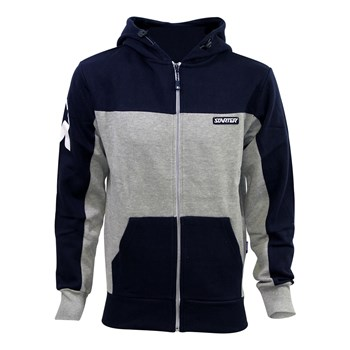 Starter - Finese full zip hoodie - Sweat à capuche - bleu