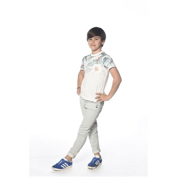 Deeluxe - Palmito - T-shirt manches courtes - blanc