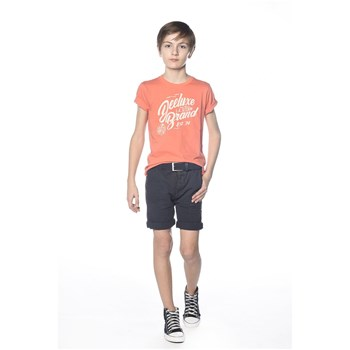 Deeluxe - Reaser - T-shirt manches courtes - orange