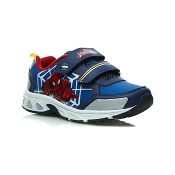 Spiderman - Baskets basses - bleu marine
