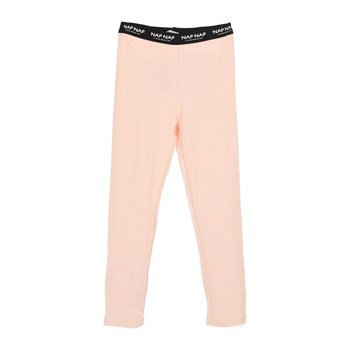 Naf Naf - Legging - rose
