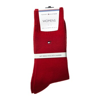 Tommy Hilfiger - Chaussettes - ecarlate