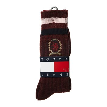Tommy Hilfiger - Calcetines - rojo