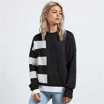 Volcom - Cold band - Pull - noir