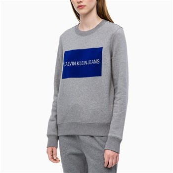Calvin Klein - Sweat-shirt - gris
