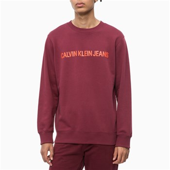a83e14d0b34 Calvin Klein Sweat-shirt - bordeaux