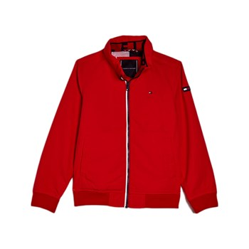 Tommy Hilfiger Junior - Coupe-vent - rouge
