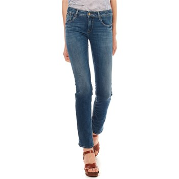 Le Temps des Cerises - Pulp Reg - Jean regular push up - bleu jean