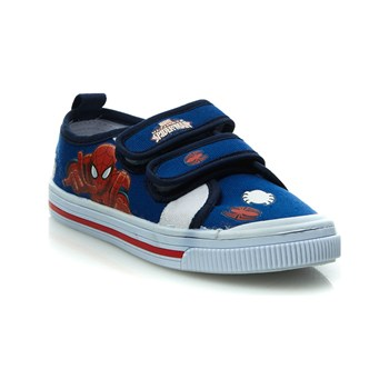 Spiderman - Baskets basses - bleu