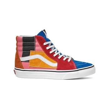 Vans - UA SK8-Hi - Baskets basses - multicolore