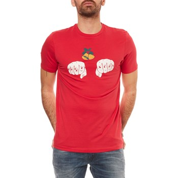 Jack & Jones - Jordatxmas - T-shirt manches courtes - ecarlate