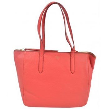 Fossil - Sac shopping - rouge