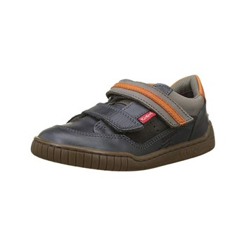 Kickers - Wikette - Baskets - gris
