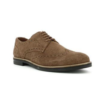 Kickers - Eldys - Derbies en cuir - marron clair
