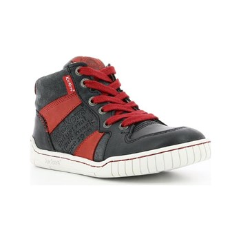 Kickers - Wazabi - Baskets montantes - rouge