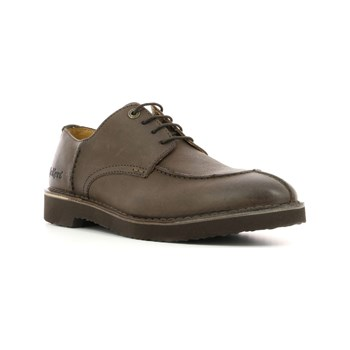 Kickers - Trainer - Derbies en cuir - marron