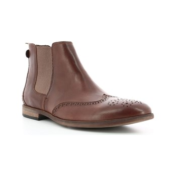 Kickers - Tarragon - Bottines en cuir - marron