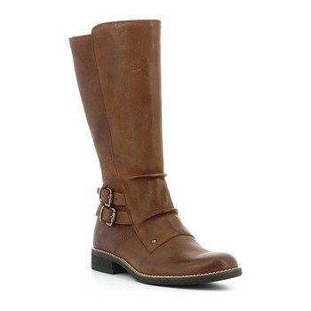 Kickers - Smacking - Bottes - marrón claro