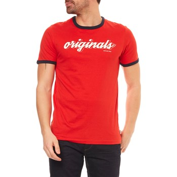 Jack & Jones - Jornewlegend - T-shirt manches courtes - rouge