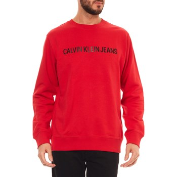 Calvin Klein Jeans - Sweat-shirt - rouge