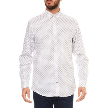 Tommy Hilfiger - Chemise manches longues - blanc