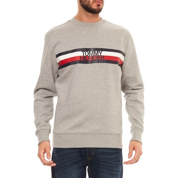 SWEAT-SHIRT - GRIS Tommy Hilfiger