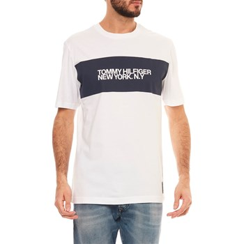 Tommy Hilfiger - T-shirt manches courtes - blanc