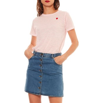 Molly Bracken - T-shirt manches courtes - rose