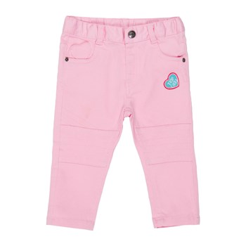 Tissaia - Pantalon - rose