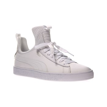 Puma - Fierce - Baskets en cuir - blanc