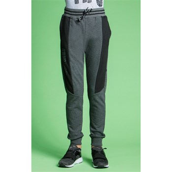 Tissaia - Pantalon jogging - anthracite