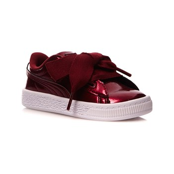 Puma - Heart glam - Baskets - fuchsia