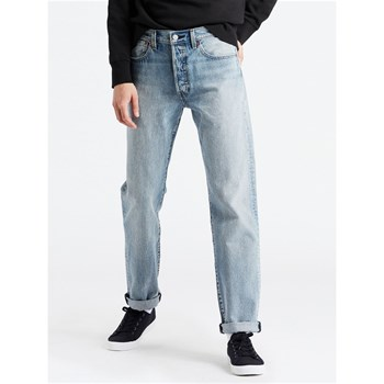 Levi's - 501 - Original Fit Jeans - Revolution mid